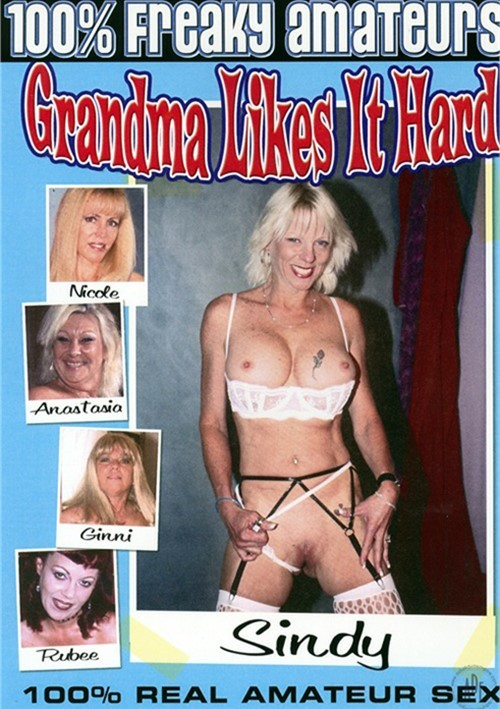 Grandma Likes It Hard  Boxcover