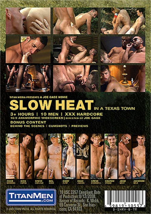 Slow Heat In A Texas Town