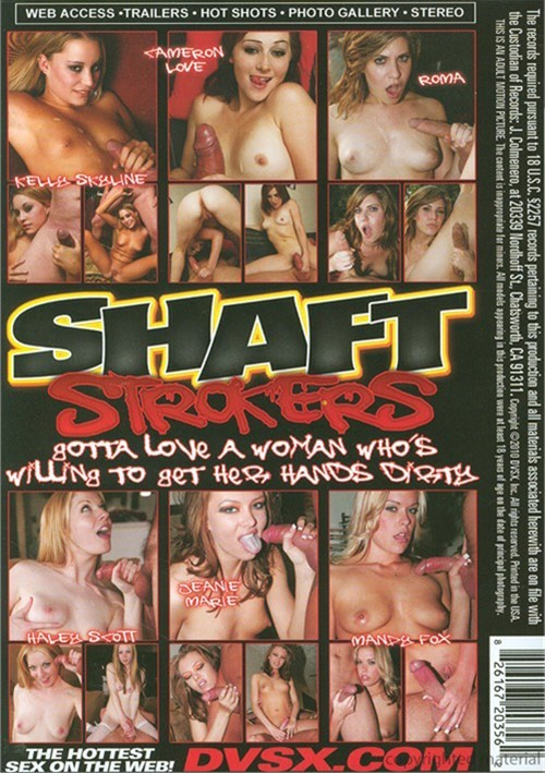 Shaft Strokers Boxcover
