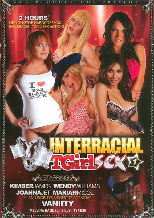 Interracial TGirl Sex 1
