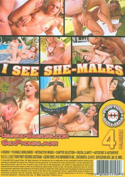 I See She-Males