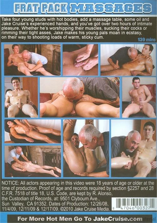 Frat Pack Massages
