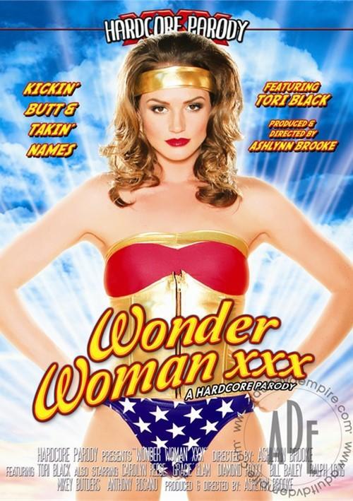 Wonder Woman XXX: A Hardcore Parody