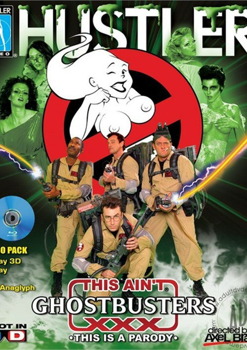 This Ain't Ghostbusters XXX Parody (2D Version)