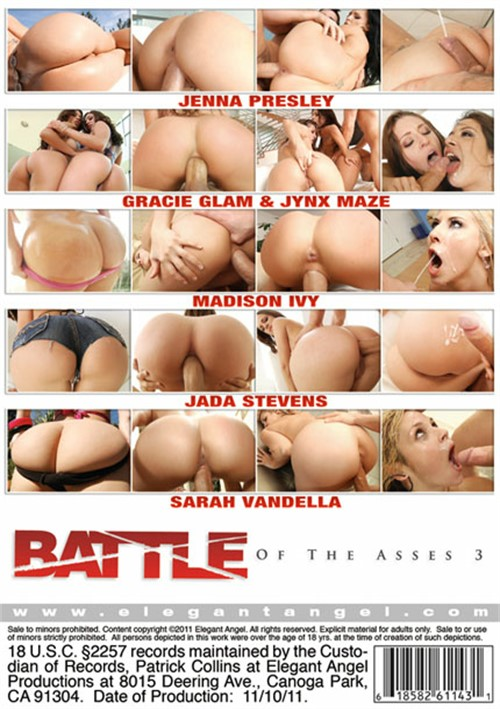 Battle Of The Asses 3