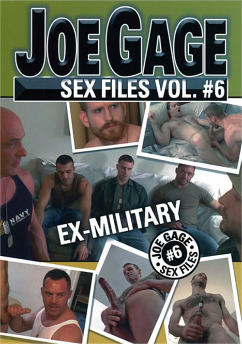 Joe Gage Sex Files Vol. 6