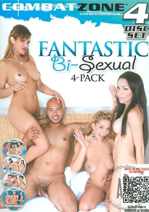 Fantastic Bi-Sexual 4-pack