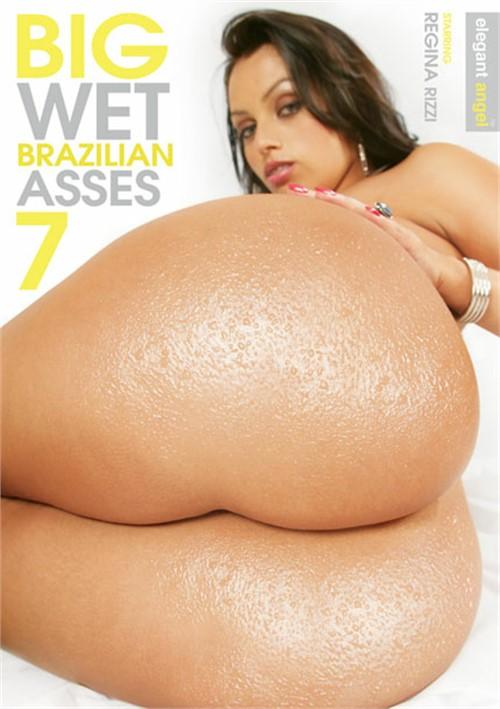 Big Wet Brazilian Asses! 7