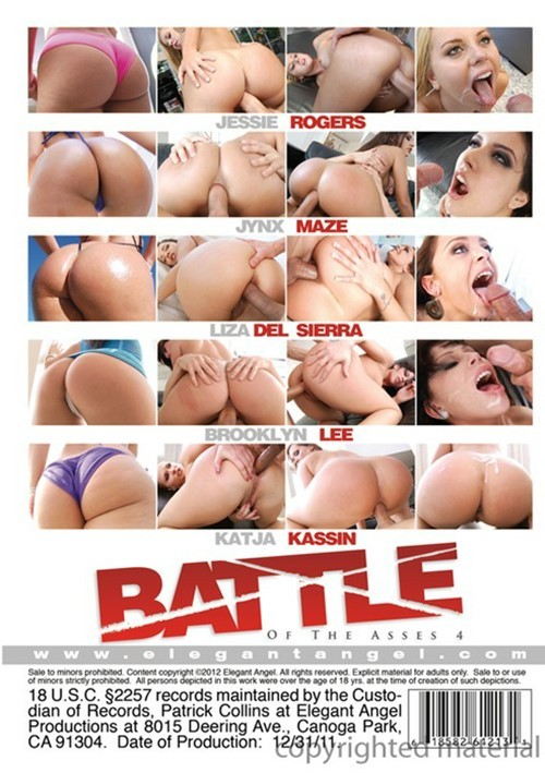 Battle Of The Asses 4