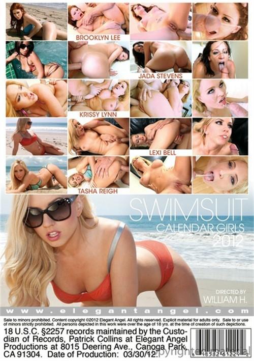 Swimsuit Calendar Girls 2012