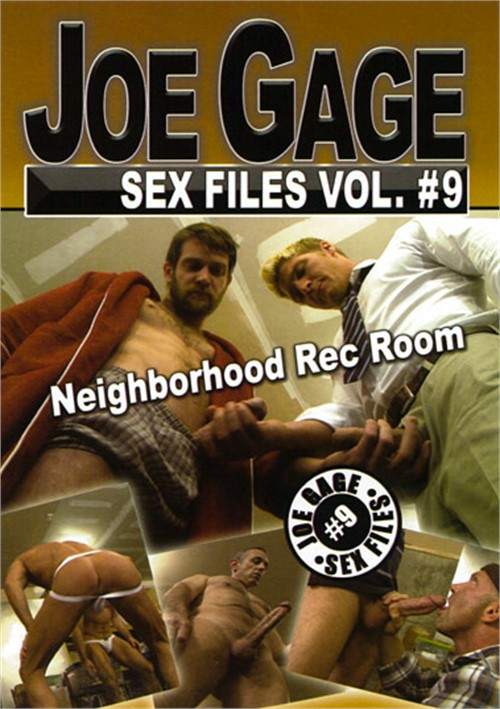 Joe Gage Sex Files Vol. 9