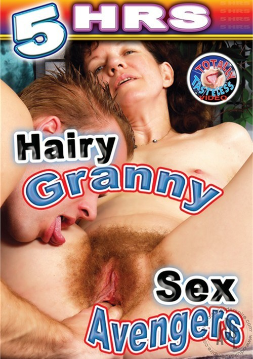 Hairy Granny Sex Avengers
