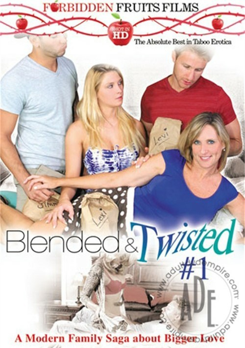 Blended & Twisted #1 Boxcover