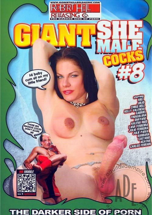 Giant She-Male Cocks 8