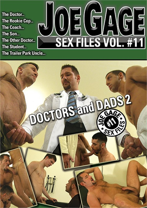 Joe Gage Sex Files Vol. 11