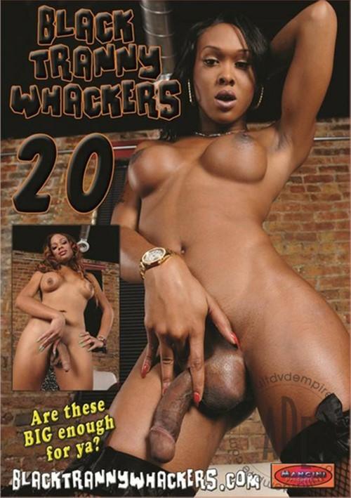 Black Tranny Whackers 20