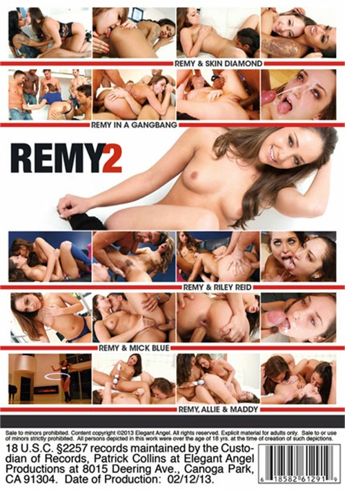 Remy La Croix 2 Boxcover