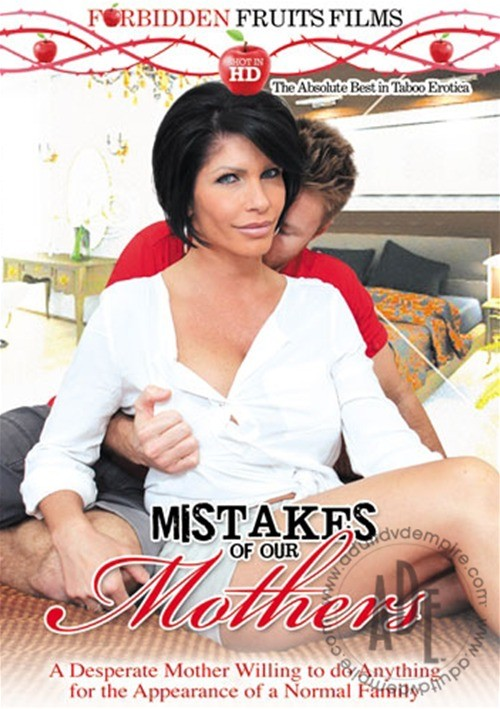 Mistakes Of Our Mothers Boxcover