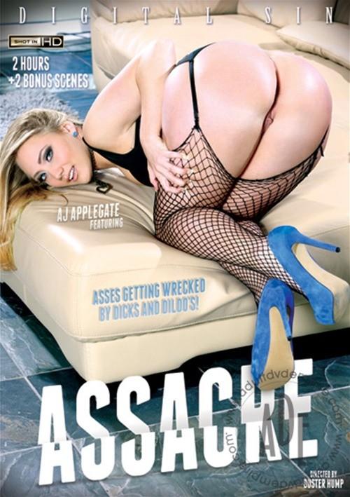 Assacre Boxcover