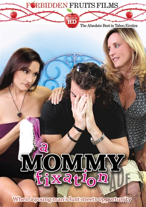 Mommy Fixation, A Boxcover