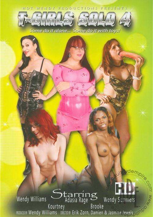 T-Girls Solo 4