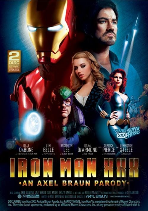 Iron Man XXX: An Axel Braun Parody