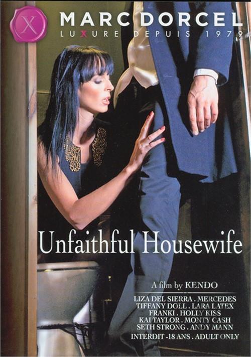 Unfaithful Housewife Boxcover