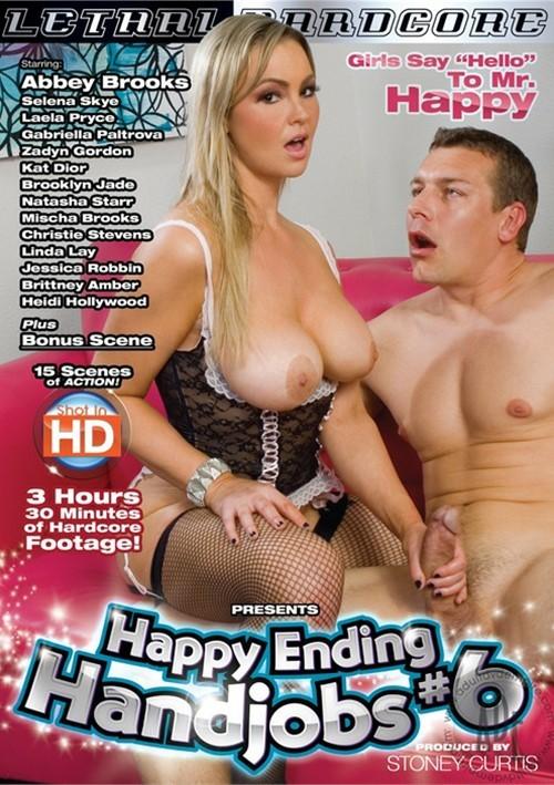 Happy Ending Handjobs #6 Boxcover