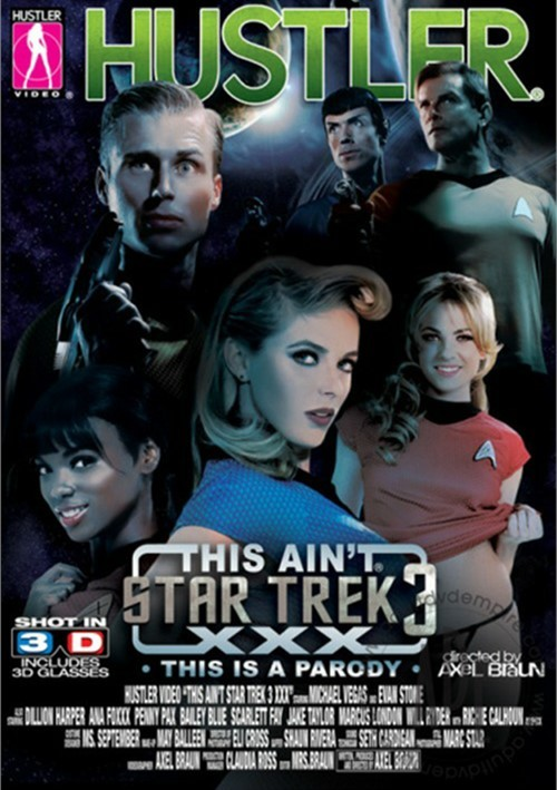 This Ain't Star Trek XXX 3 (2D Version)