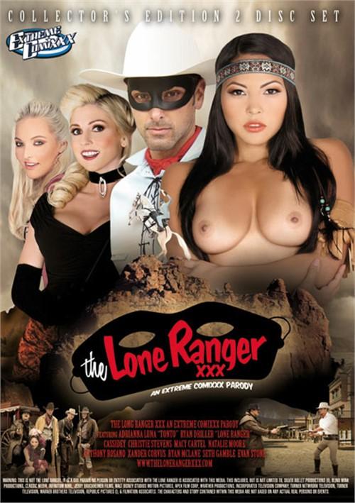 Порно пародия фильма одинокий рейнджер — pic 13