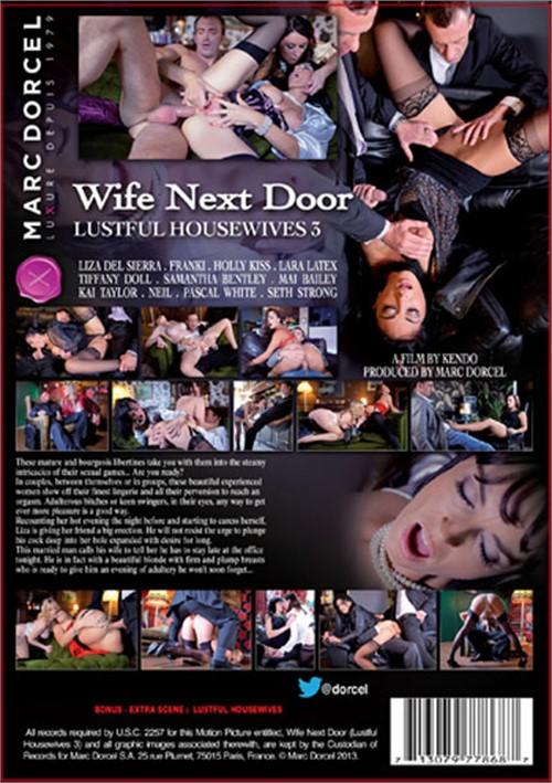 Wife Next Door Boxcover