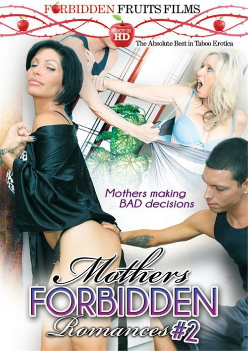 Mothers Forbidden Romances #2 Boxcover