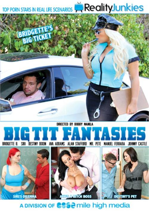 Big Tit Fantasies Boxcover