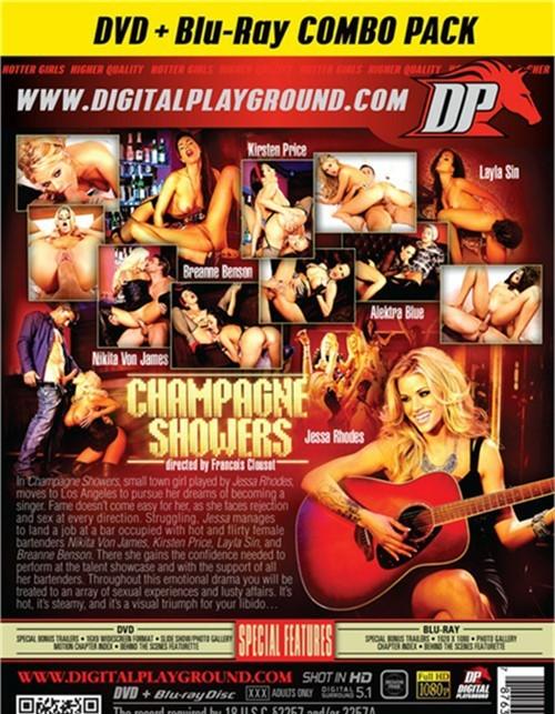 Champagne Showers (DVD + Blu-ray Combo)