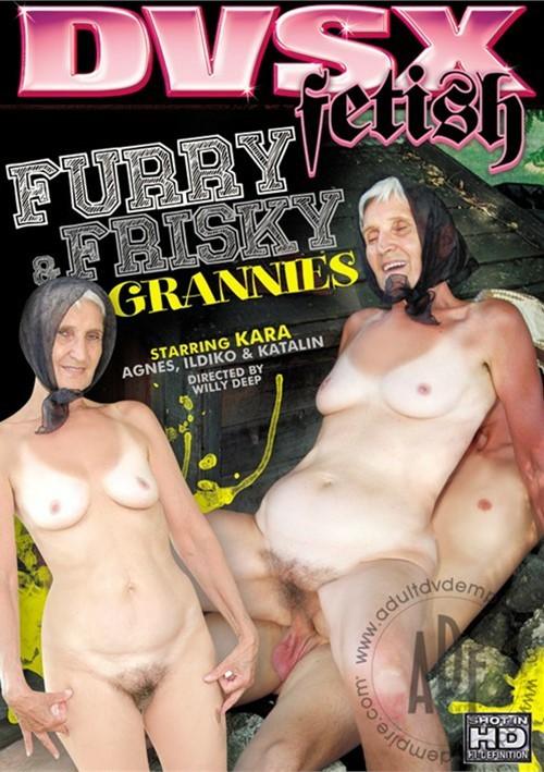 Furry & Frisky Grannies