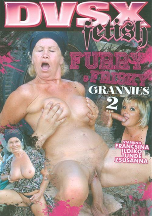 Furry & Frisky Grannies 2