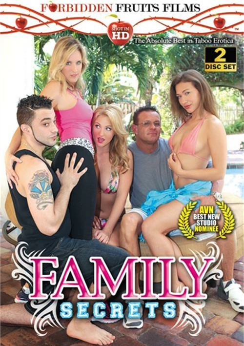 Family Secrets Boxcover