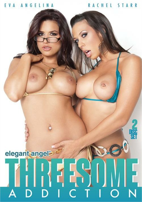 Threesome Addiction Boxcover