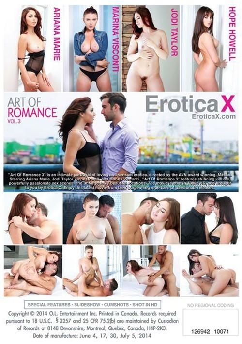 Art Of Romance Vol. 3