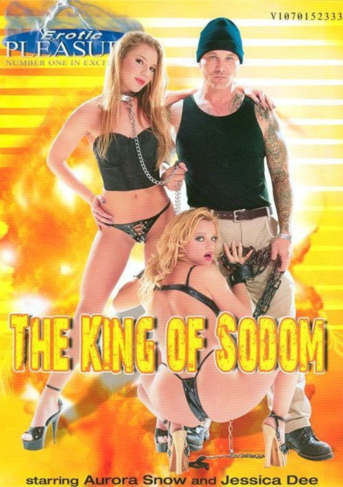 King Of Sodom, The Boxcover