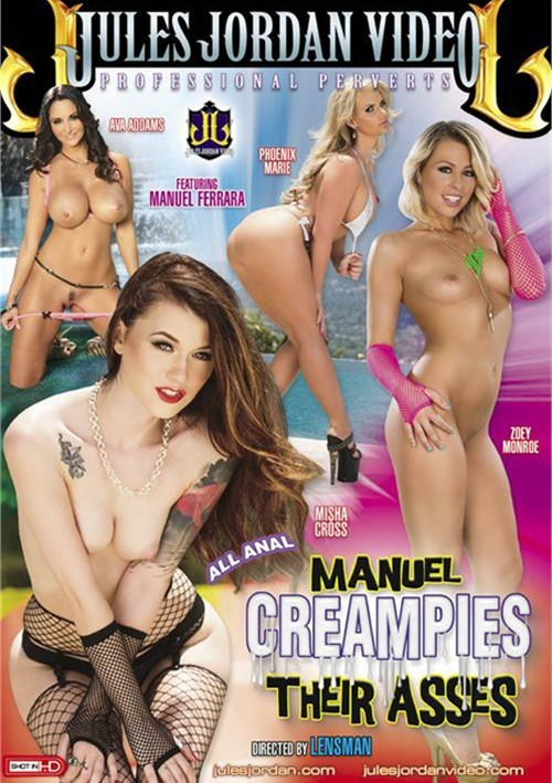 Manuel Creampies Their Asses Boxcover
