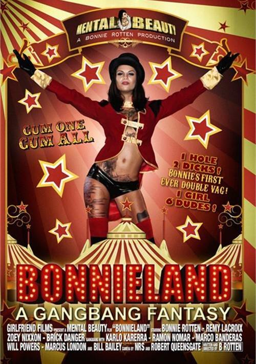 Bonnieland: A Gangbang Fantasy Boxcover