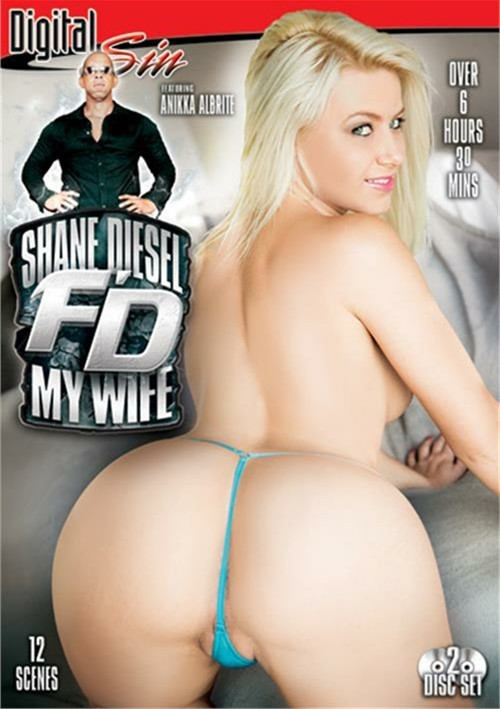 Shane Diesel F'd My Wife Boxcover