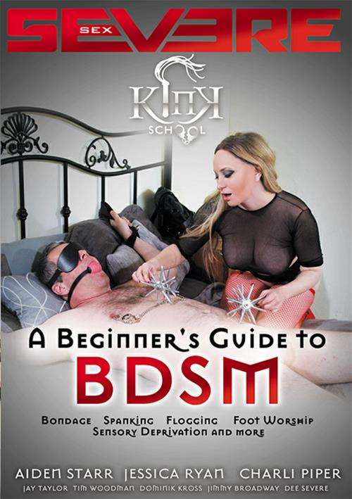 Kink School: A Beginner's Guide To BDSM Boxcover