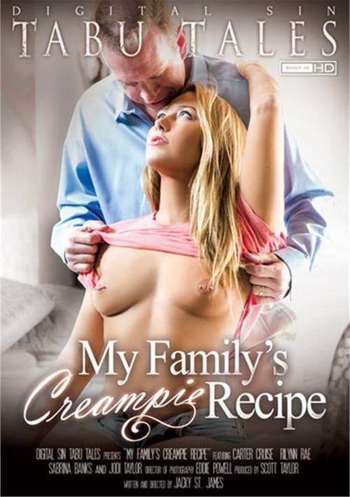 My Family's Creampie Recipe Boxcover