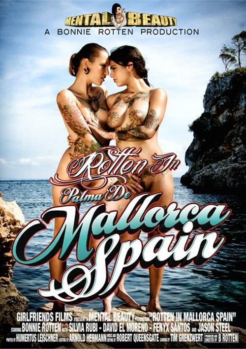 Rotten In Palma De Mallorca Spain Boxcover