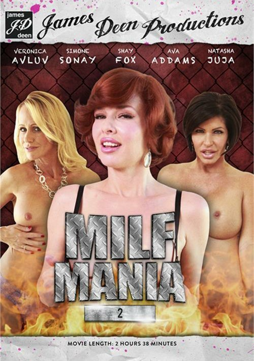 MILF Mania 2 Boxcover