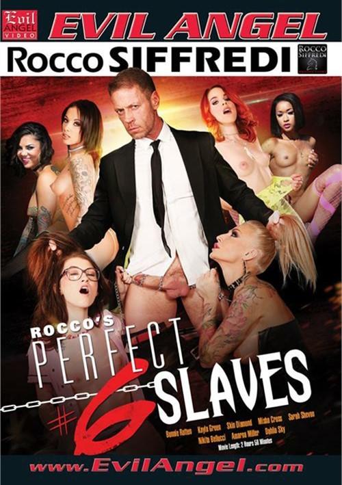 Rocco's Perfect Slaves #6 Boxcover
