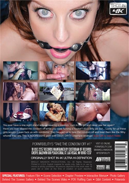Take The Condom Off Vol. 1 Boxcover