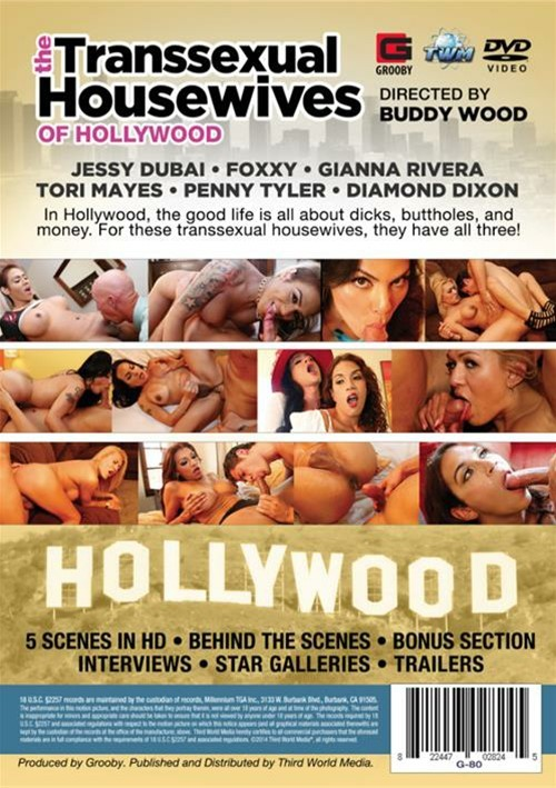 transsexual in hollywood